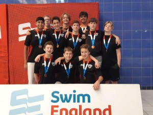 Watford U15's Boys - Bronze Medal Winners - NAG's - November 2019