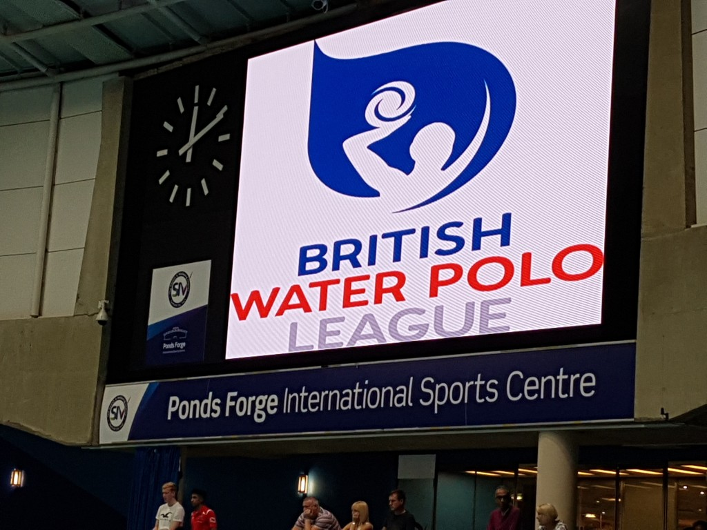 Ponds Forge - Sheffield BWPL