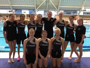 Watford Girls U15's-NAG's 2018