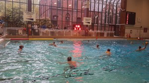 Saxons warm-up v Leeds-BWPL-Walsall-Nov 18