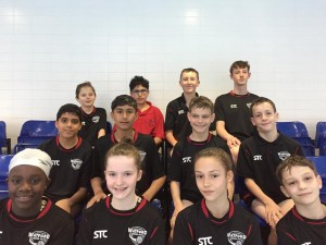 U13's team-Hillingdon-May 2019