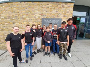 U15's team - Latymer School June 2019