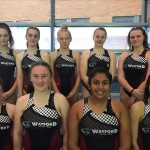 Watford U15's Girls - Finish 5th Overall in NAG's Competition - Nov 2019