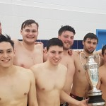 Winning Watford Men's team with Ref's Cup - Dec 2019